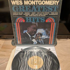 Wes Montgomery – Greatest Hits/1970/LP